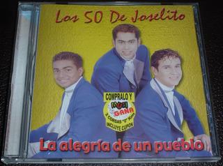 Los 50 De Joselito - La Alegria De Un Pueblo