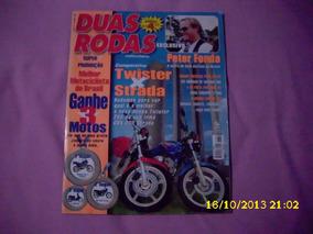 Revista Duas Rodas Nº 308 Comparativo Twister X Strada