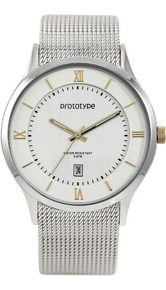 Reloj Prototype Hombre Stl-6271-09 Envio Gratis