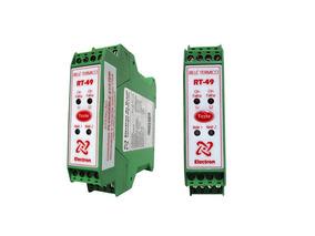 Relé Térmico Para Transformador Electron Rt-49 Sensor Ptc