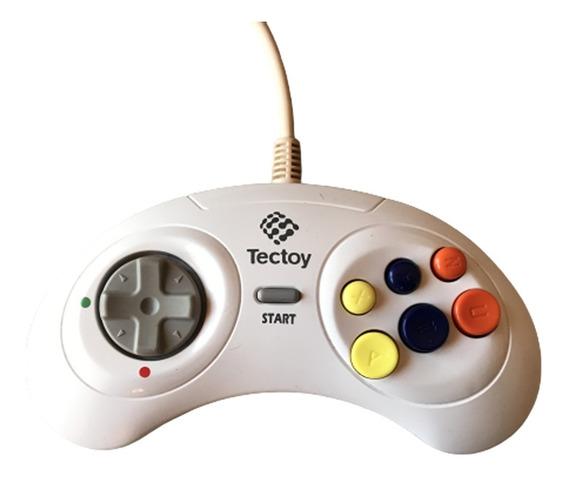 Controle Mega Drive 4 Original Tectoy - 6 Botões