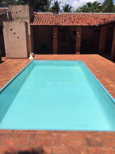 Chácara À Venda, 528 M² Por R$ 310.000,00 - Estância Vale Do Sol - Arealva/sp - Ch0061