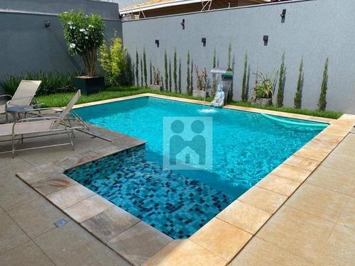 Imagem 1 de 30 de Casa Com 3 Dormitórios À Venda, 290 M² Por R$ 1.380.000,01 - Distrito De Bonfim Paulista - Ribeirão Preto/sp - Ca0908