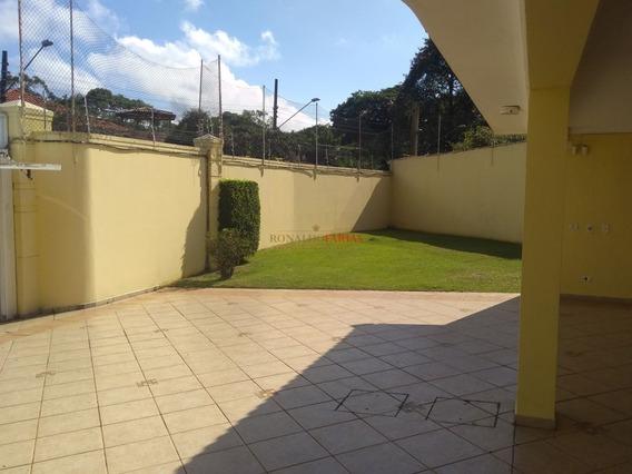 Vendo Sobrado Impecavel Em Interlagos-sendo 4 Suites-piscina-vagapara 10 Autos - Sz8976