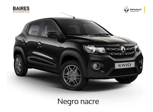 Renault Kwid Zen 2021 Anticipo Financiado Y Cuotas
