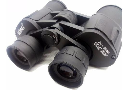 Binóculo Profissional 20x50 Longo Alcance Objetiva 50mm