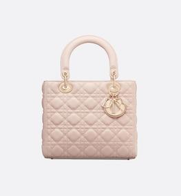 Bolsa Dior Lady Couro