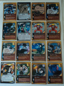 Cards-naruto:lote Com 16:collect. Card Game