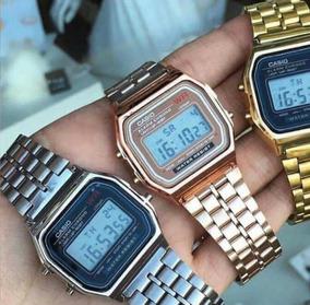 Relógio Casio Vintages Prata