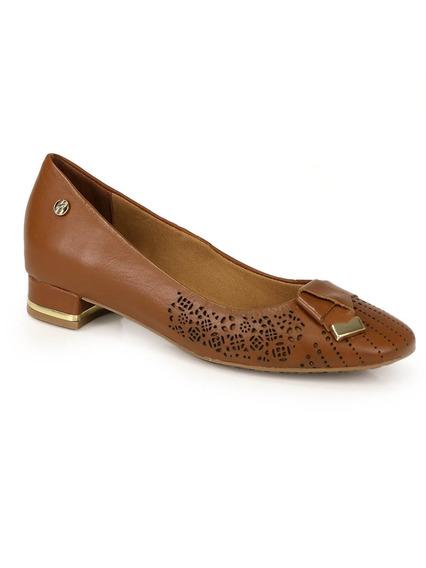 Sapato Salto Grosso Bottero