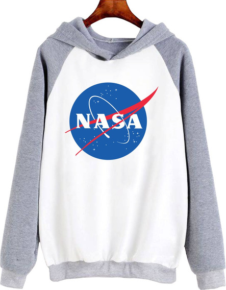 Buzo Nasa Tumblr Space Galaxia Winter Mujer Unisex