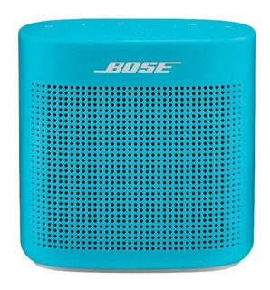 Parlante Bose SoundLink Color II portátil inalámbrico Aquatic blue