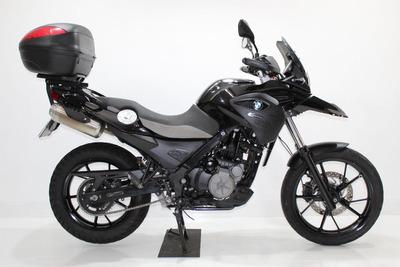 Bmw G 650 Gs 2015 Preta