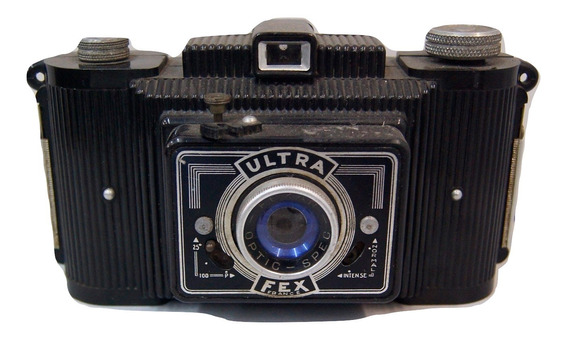 Câmera Analógica Ultra Fex (decoração )