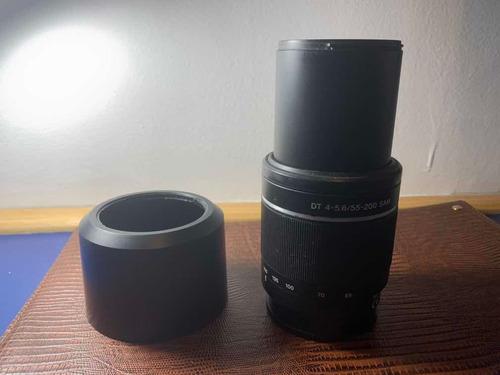 Sony Dt 55-200 Mm F45.6 Sam