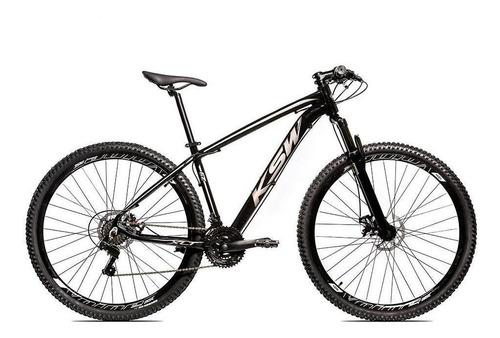 Imagem 1 de 1 de Bicicleta Alum 29 Ksw Cambios Gta 24 Vel A Disco Ltx
