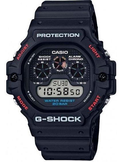 Relógio Casio G-shock Dw-5900-1dr Revival Original
