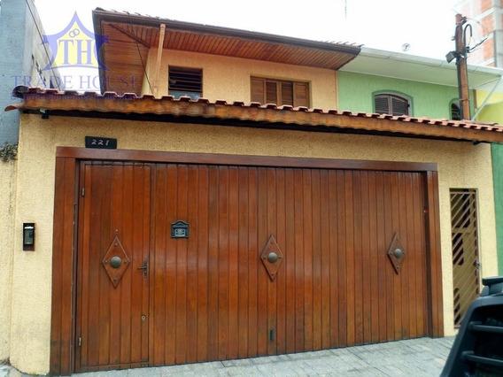 Casa Sobrado Para Venda, 3 Dormitório(s), 170.0m² - 17615