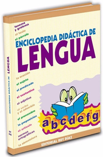 Enciclopedia Didáctica De Lengua En La Egb