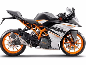 Moto Ktm Rc 390 0km 2017