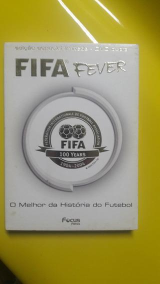 Fifa Fever - Dvd Duplo Original - Edição Especial
