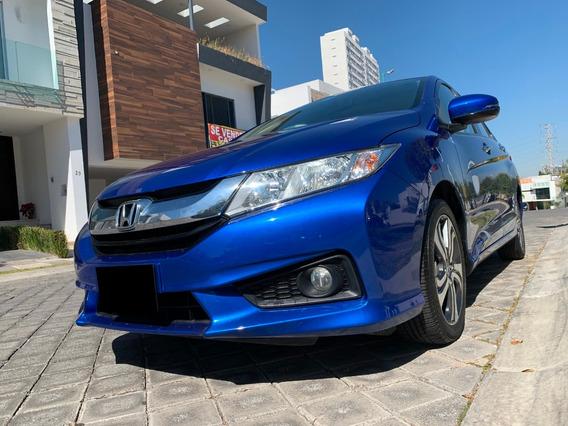 Honda City Ex Automático 2017