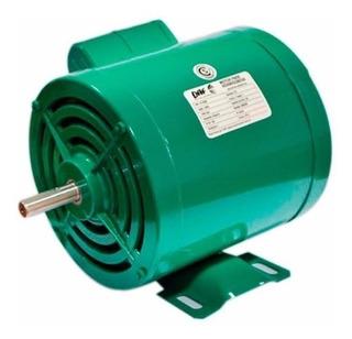 Motor Para Hormigonera 3/4hp Daf Con Interruptor 220v