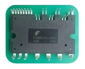 Módulo Igbt Fsbb20ch60 Ar Condicionado Inverter Fairchild