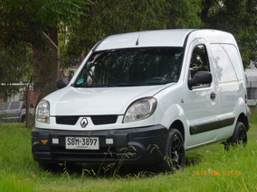 Renault Kangoo 1.6 2 Furgon Confort 5as Lc Cd