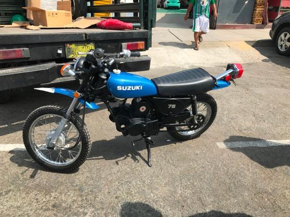 Ocasion Venta Moto Suzuki