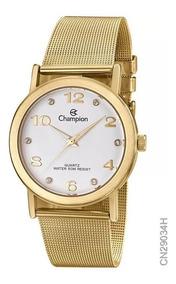 Relógio Champion Cn29034h - Original! C/ Garantia