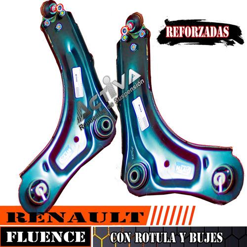 Parrillas De Suspension Kit X2 Renault Fluence // Megane 3