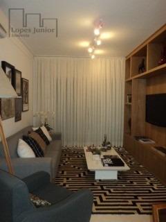 Apartamento À Venda, 117 M² Por R$ 890.000,00 - Jardim Paulistano - Sorocaba/sp - Ap0404