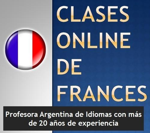 Imagen 1 de 1 de Profesora De Francés - Clases Online - 1ra Clase Gratis