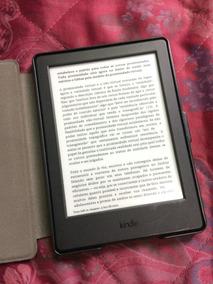Kindle Com Tela Sensível Ao Toque E Wi-fi , 8a. Geracao