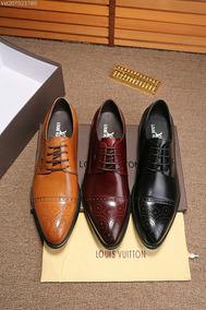Zapato Casual Louis Vuitton Original Top (bajo Pedido)
