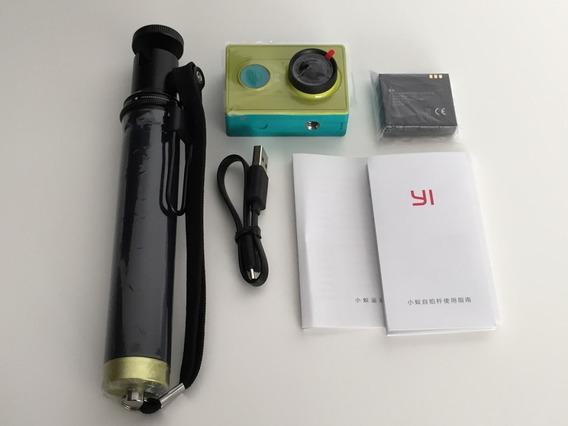 Action Camera Xiaomi Yi 1080p/60 2k/30 Completa - Ñ Gopro