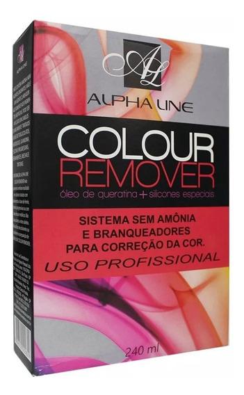 Alpha Line Colour Remover Corretor Da Cor 240ml
