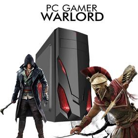 Pc Gamer Warlord Intel Core I5-8400 Rx 550 2g 1tb, 8gb Ram
