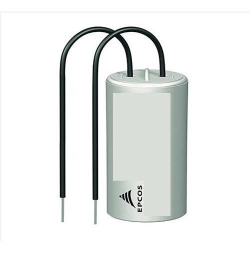 Capacitor Permanente 12uf 380/400 Vca Fios Epcos