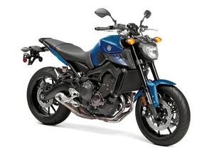 Moto Yamaha Fz 09