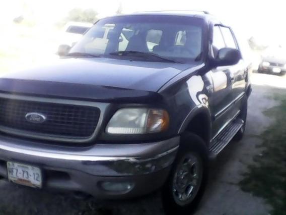 Ford Expedition, Edicion Eddie Bauer Modelo 2000