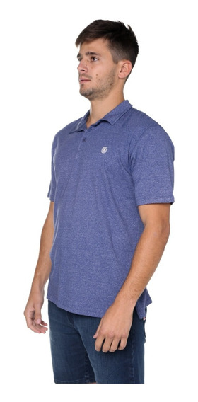 Chomba Element New Krammer Polo Azul Hombre Mechonew