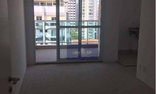 Apartamento À Venda, 43 M² Por R$ 747.300,00 - Pinheiros - São Paulo/sp - Ap33417