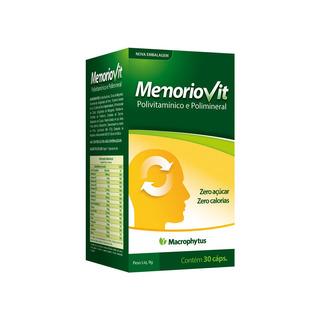 Memoriovit - Contém 30 Cápsulas