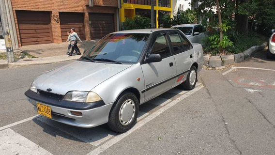 Chevrolet Swift Mod 1993