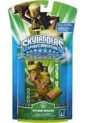 Boneco Skylanders Spyros Adventure Stump Smash Wii Ps3 Xbox