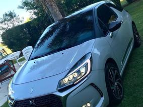 Citroën Ds3 1.6 Sport Chic Thp 156cv 2016 Blanco Primera Man