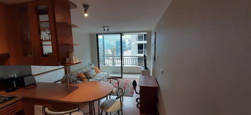 Imagen 1 de 8 de Dpto.1 Dormitorio,1 Baño,terraza, Estacionamiento Y Bodega