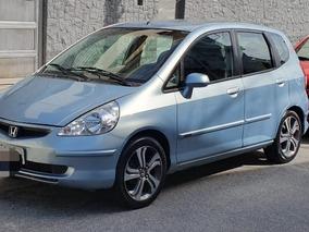 Honda Fit Muito Novo Quem Ve Compra 2005 Automatico
